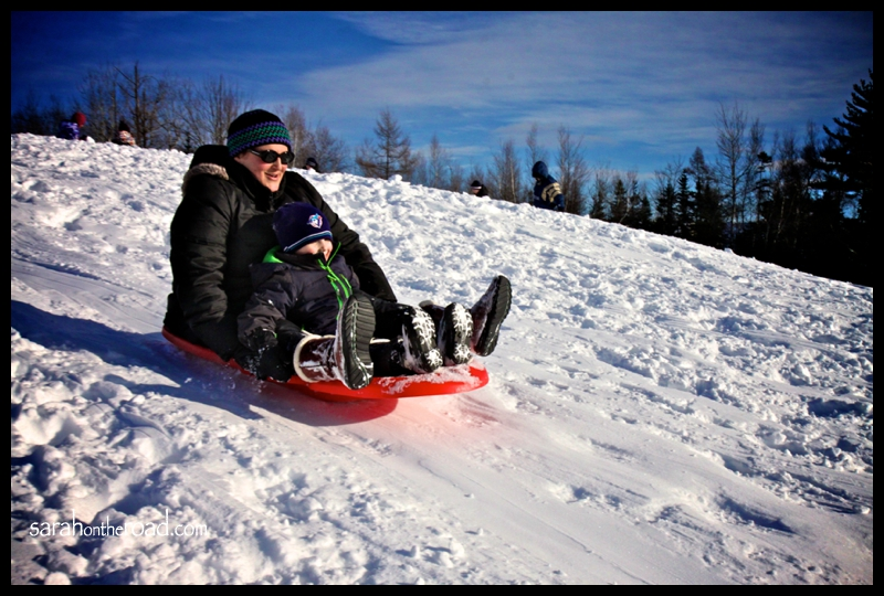 Sledding Photos (Dec 29) 13