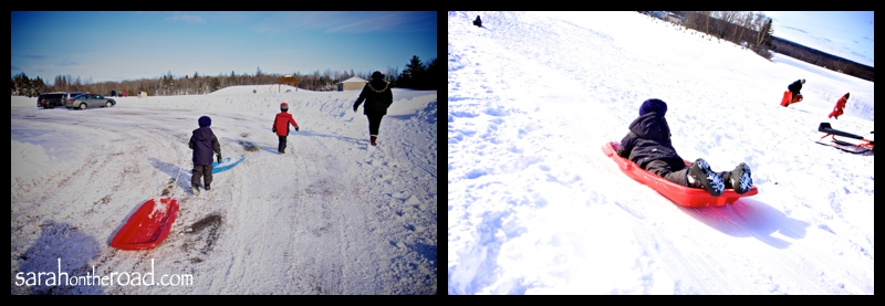 Sledding Photos (Dec 29) 3