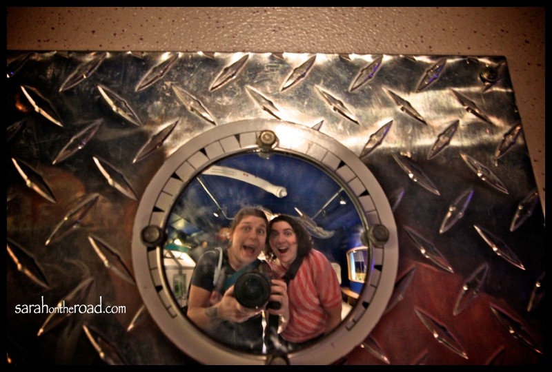 Friends + tiny mirror + camera= fun times!
