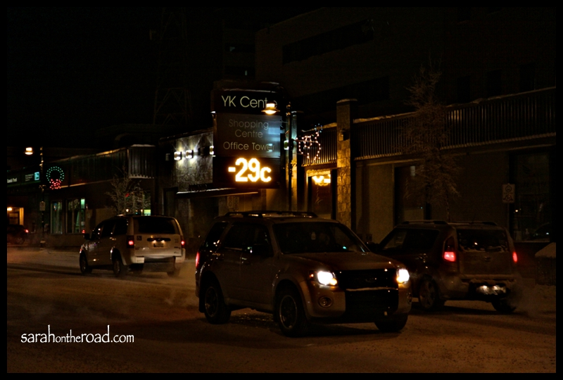 Yellowknife at Night  7