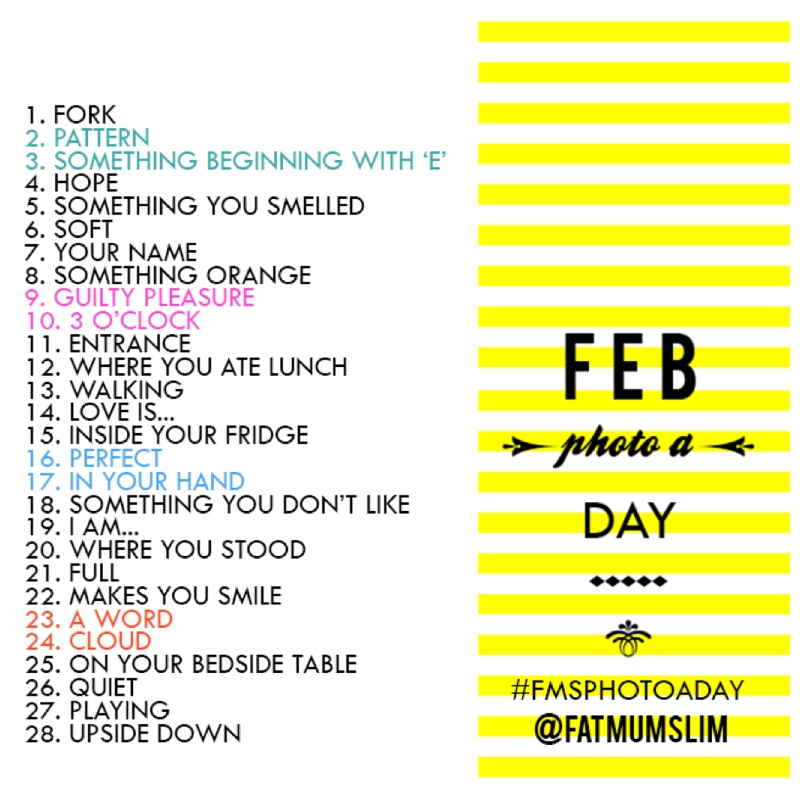 Photo-a-Day February 2013
