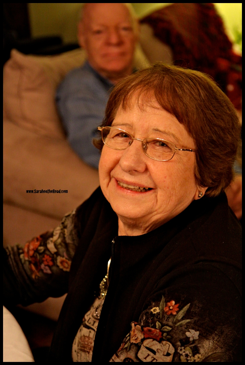 Gramma (taken Dec 15, 2012)