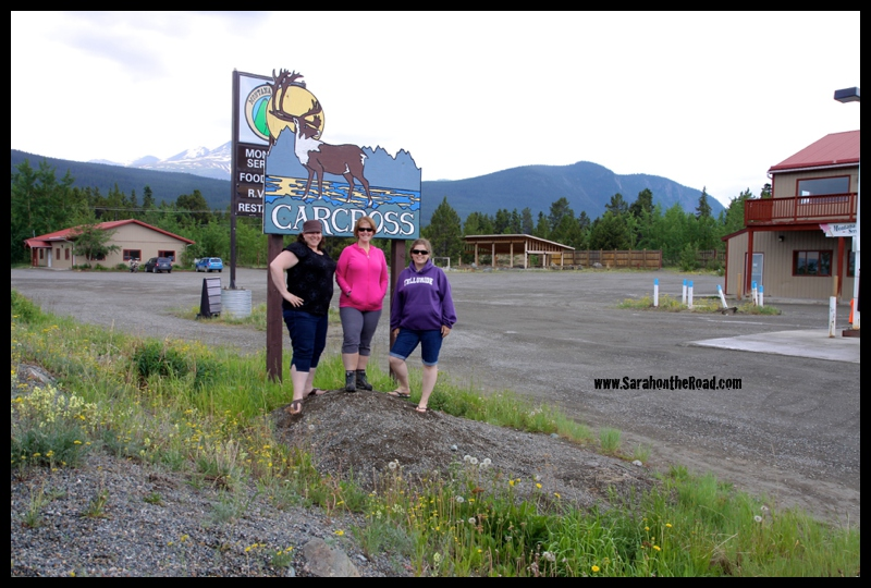 On the Road to Skagway 1