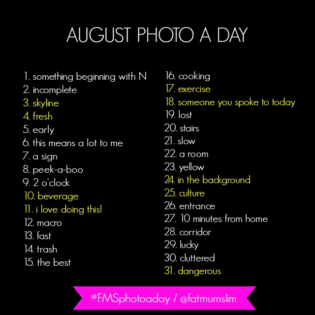 AUGUST-photo-a-day
