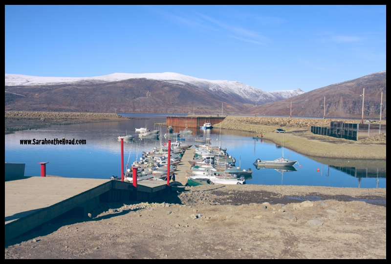 Pangnirtung's Small Craft Harbour 6