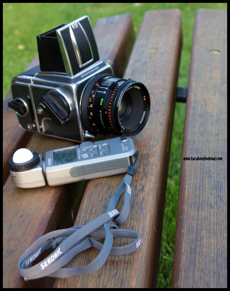 photographer's equipment