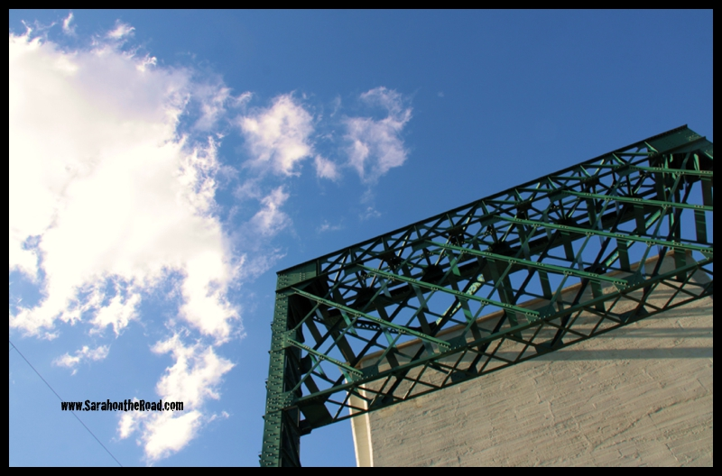 bridge and sky