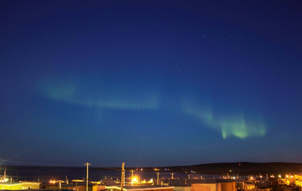 northern lights - 081013