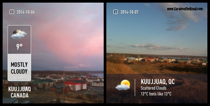weather-Kuujjuaq