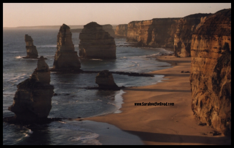 12 apostles- Great Ocean Road