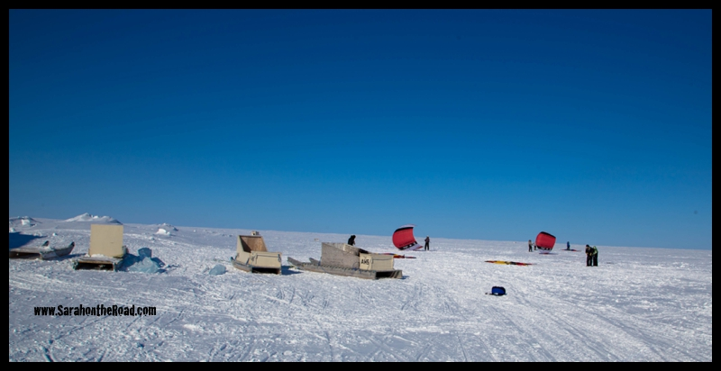 Snowsailing Igloolik (1 of 5)
