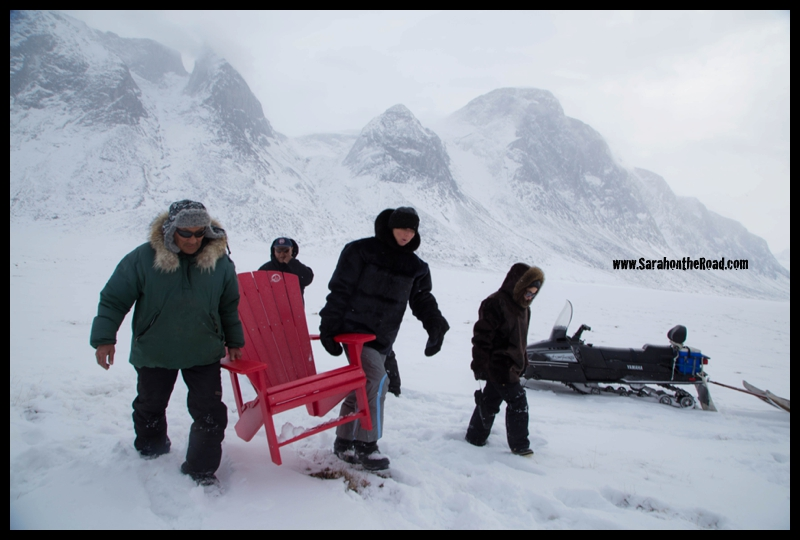 May 2, 2015-Auyuittuq National Park. 14